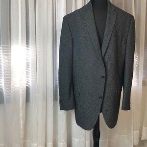 Michael Kors suit jacket with elbow patch 46L